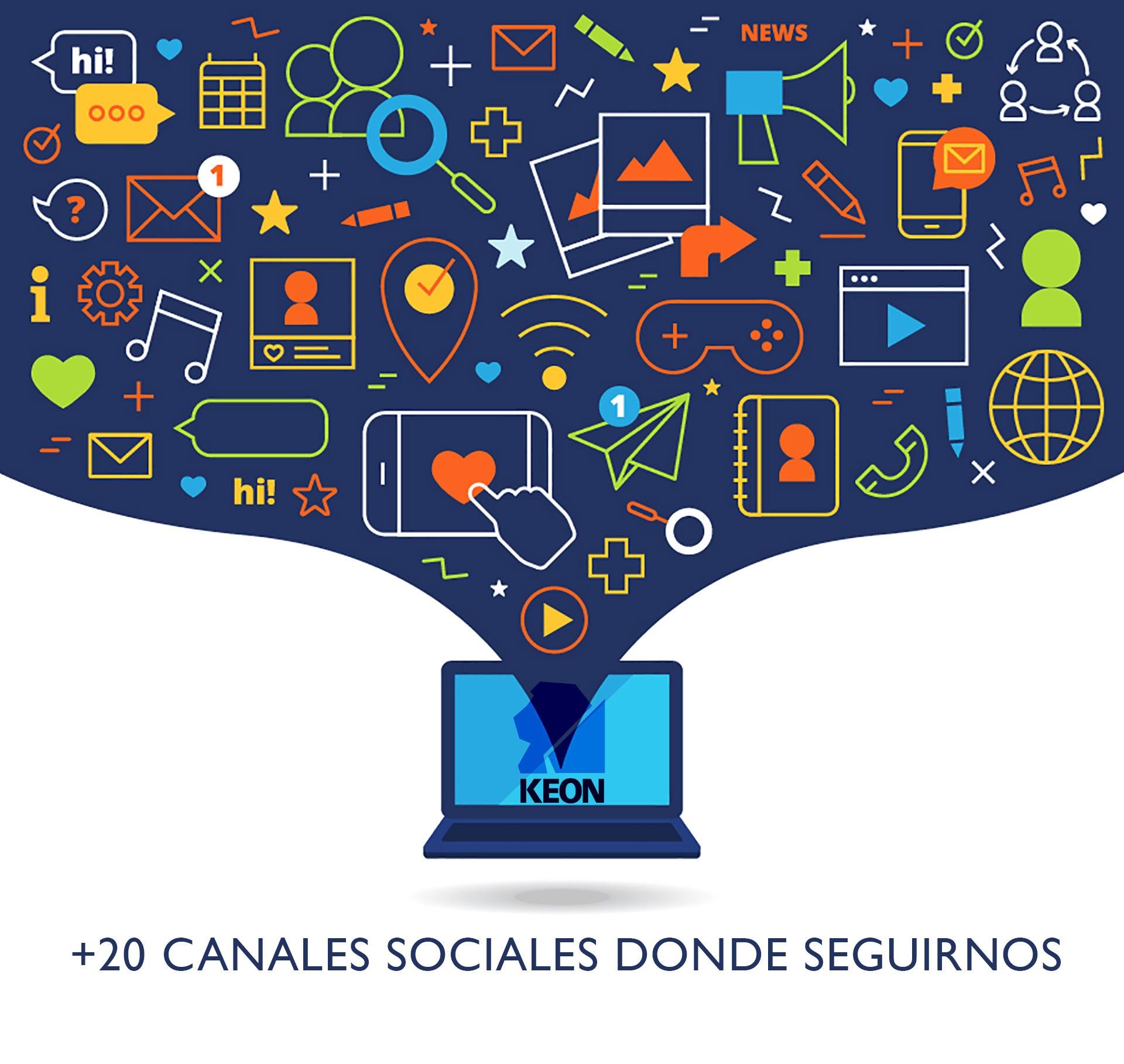 socialmedia keonseguros